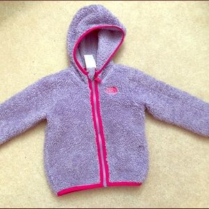 Infant/toddler North Face Jacket or Hoodie